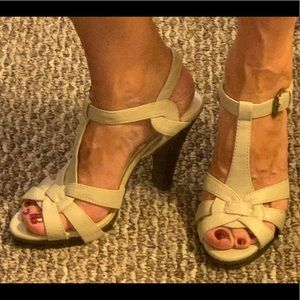 Apt. 9 Thalia Natural - platform sandals/shoes